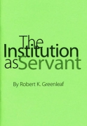 The Institution as Servant