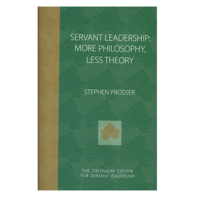 gcu paper on servant leadership theory A servant leadership analysis leadership essay servant leadership is heavily mohammad wanted to show the people that the servant is the leader of.