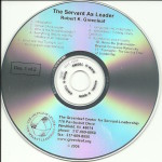 The Servant as Leader-Book on CD