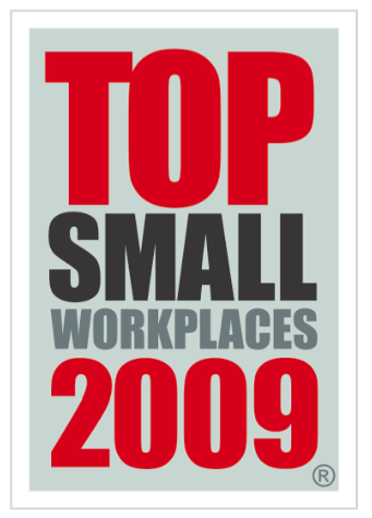 Top Small Workplaces 2009