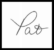 Pat Signature
