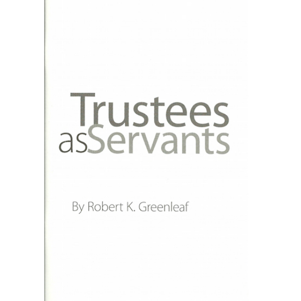 Trustee as Servant
