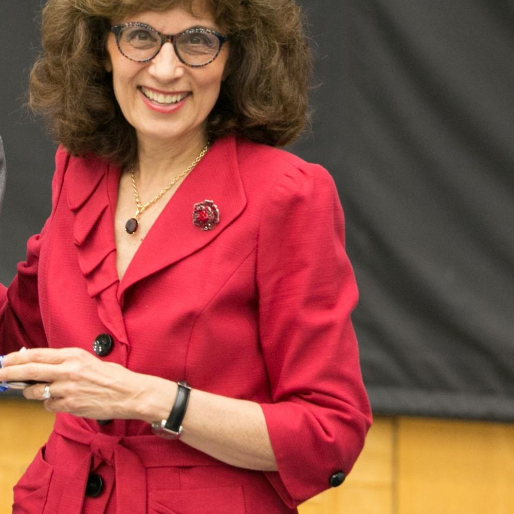 Karen Boroff, Ph.D.