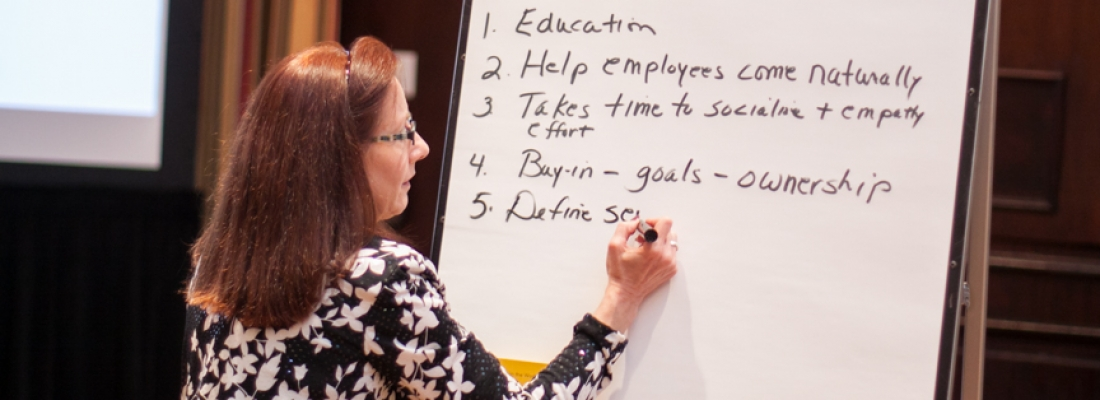 The Key Practices of Servant Leadership