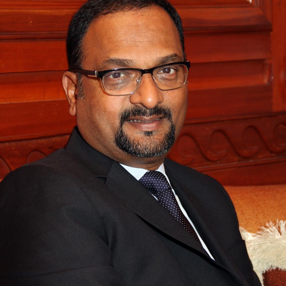Dr. P. V. Ramana Murthy