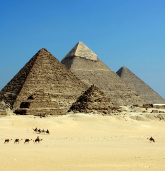 It's About Building Pyramids, Not Sandcastles