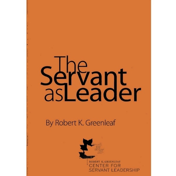 The Servant as Leader (Download)