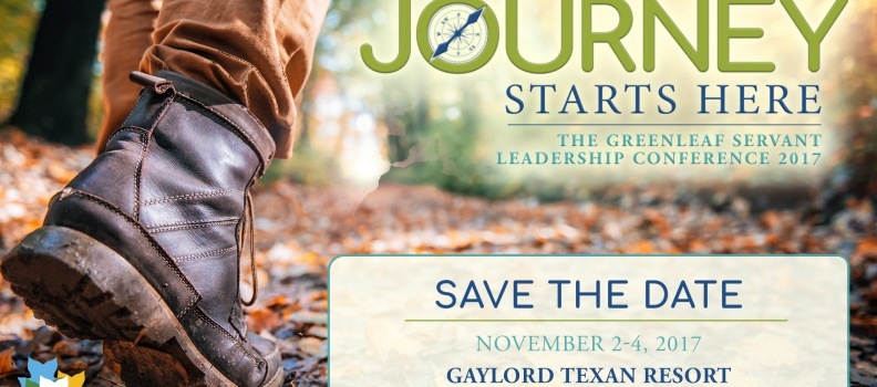 Registration is Now Open for Greenleaf Servant Leadership Conference 2017!