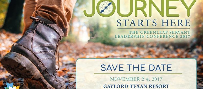 Registration is Now Open for Greenleaf Servant Leadership Conference 2017!