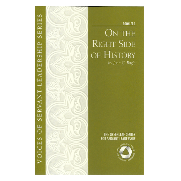 Voice Booklet 1: On the Right Side History