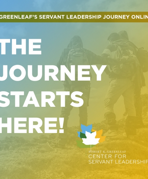 Greenleaf's Servant Leadership Journey Online®